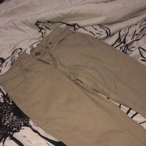 Denim - Khaki jeans